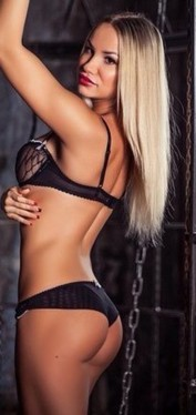 Johanna, Dubai Massage escort